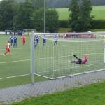 Das 2:0 für Kaan per Elfmeter durch Mats-Lukas Scheld
