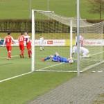 Das 3:0 für Kaan durch Andree Schilamow