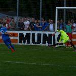 Der Siegtreffer zum 1:0 für Rhynern durch Gambino (59.)