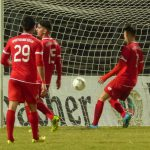 Toni Gänge bringt Kaan erneut durch sein 2:1 in Führung