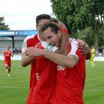 """""""Daniel Waldrich bringt Kaan mit 1:0 in Führung"""" (8.)"""